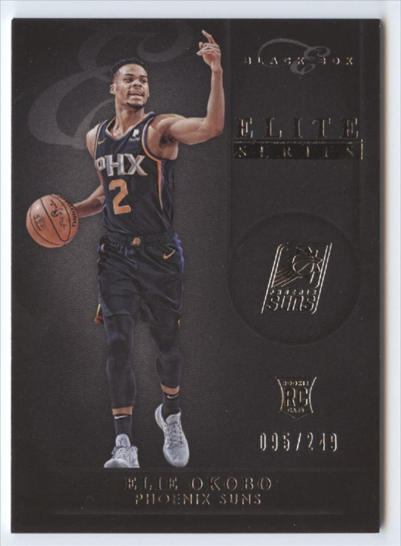 2018-19 Panini Chronicles Base Elite Black Box