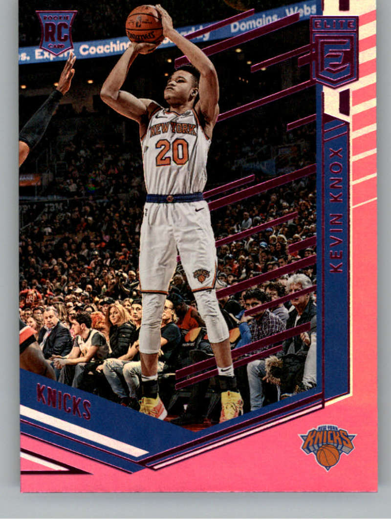 2018-19 Panini Chronicles Base Elite Pink