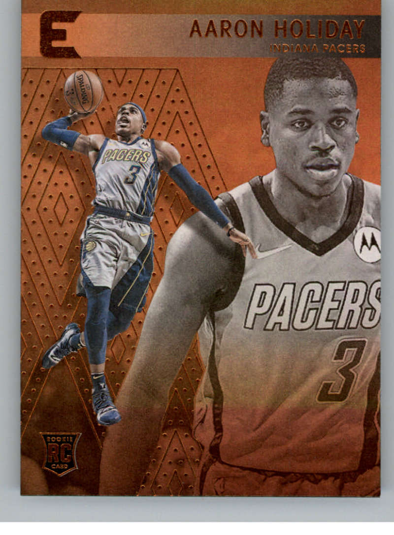 2018-19 Panini Chronicles Base Essentials Bronze