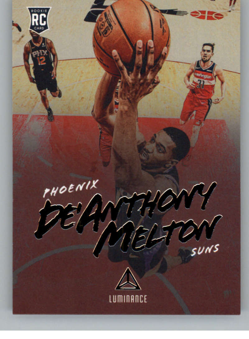 2018-19 Panini Chronicles Base Luminance