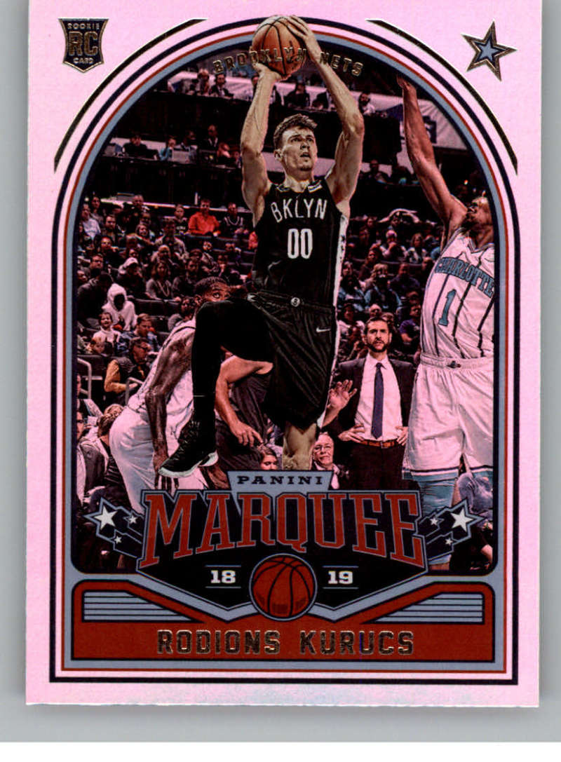 2018-19 Panini Chronicles Base Marquee