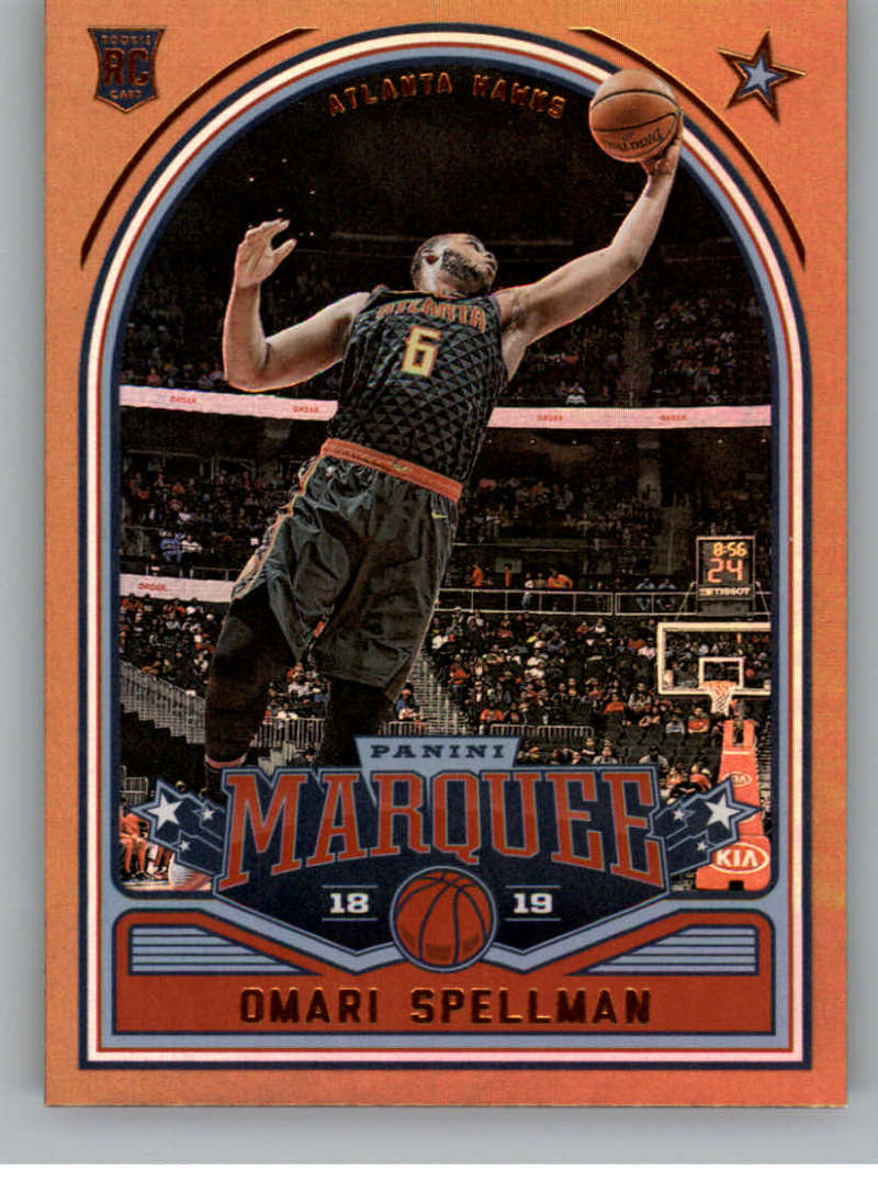 2018-19 Panini Chronicles Base Marquee Bronze