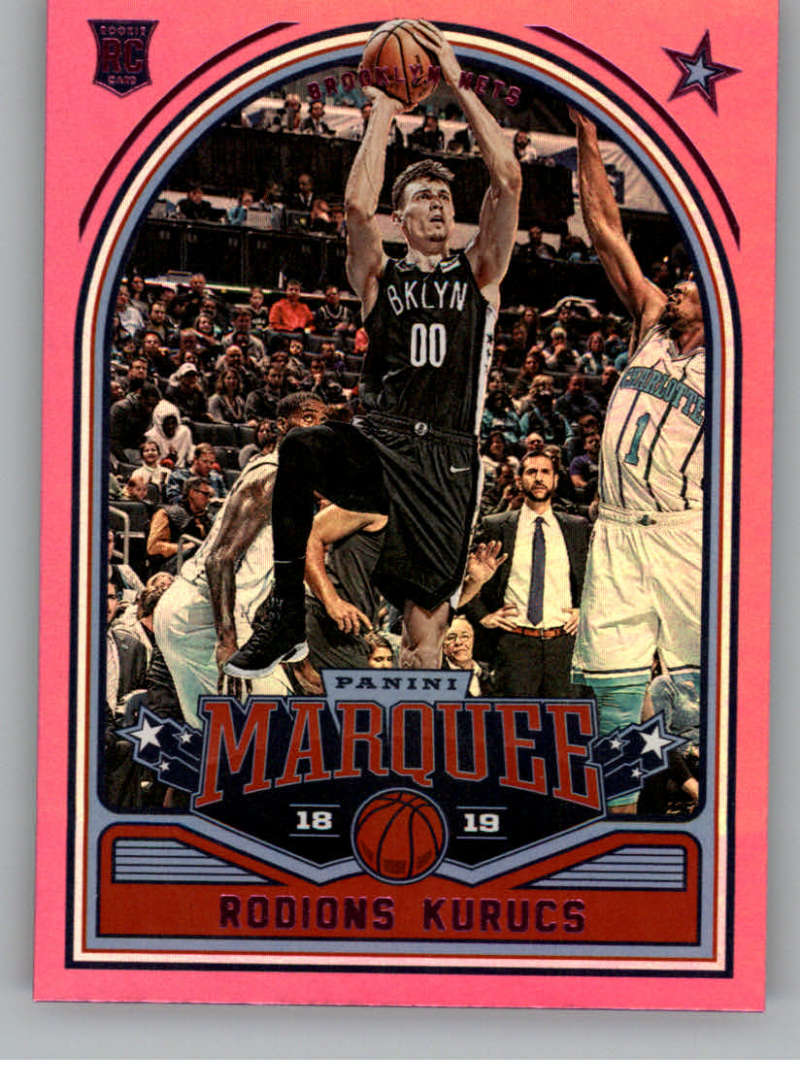 2018-19 Panini Chronicles Base Marquee Pink