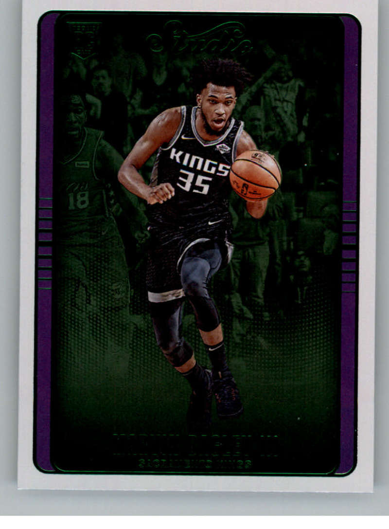 2018-19 Panini Chronicles Base Studio Green