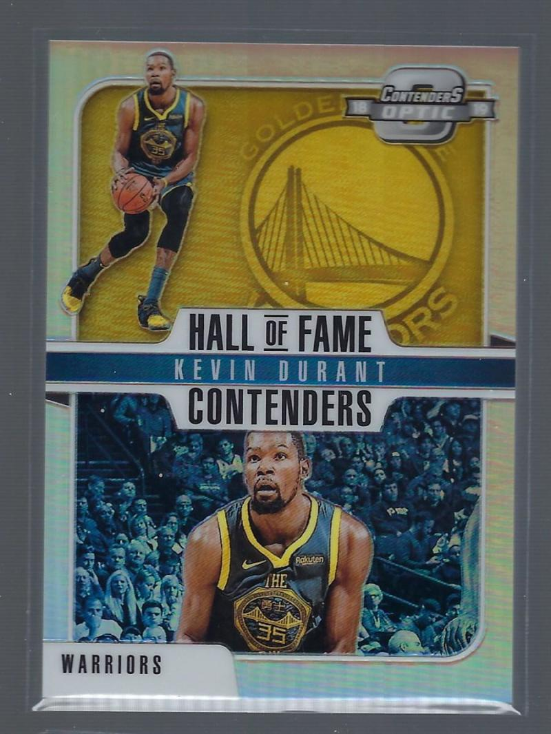 2018-19 Panini Contenders Optic Hall of Fame Contenders