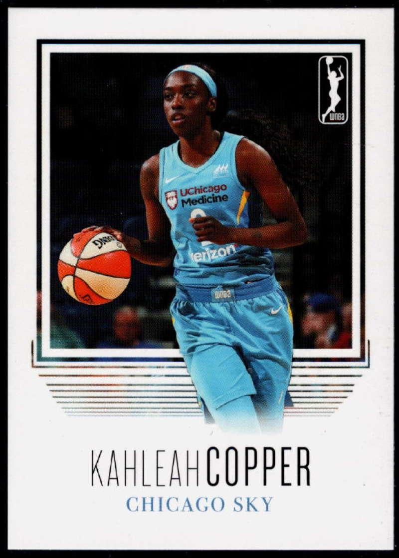 2018 Rittenhouse WNBA #17 Kahleah Copper NM-MT+ Chicago Sky