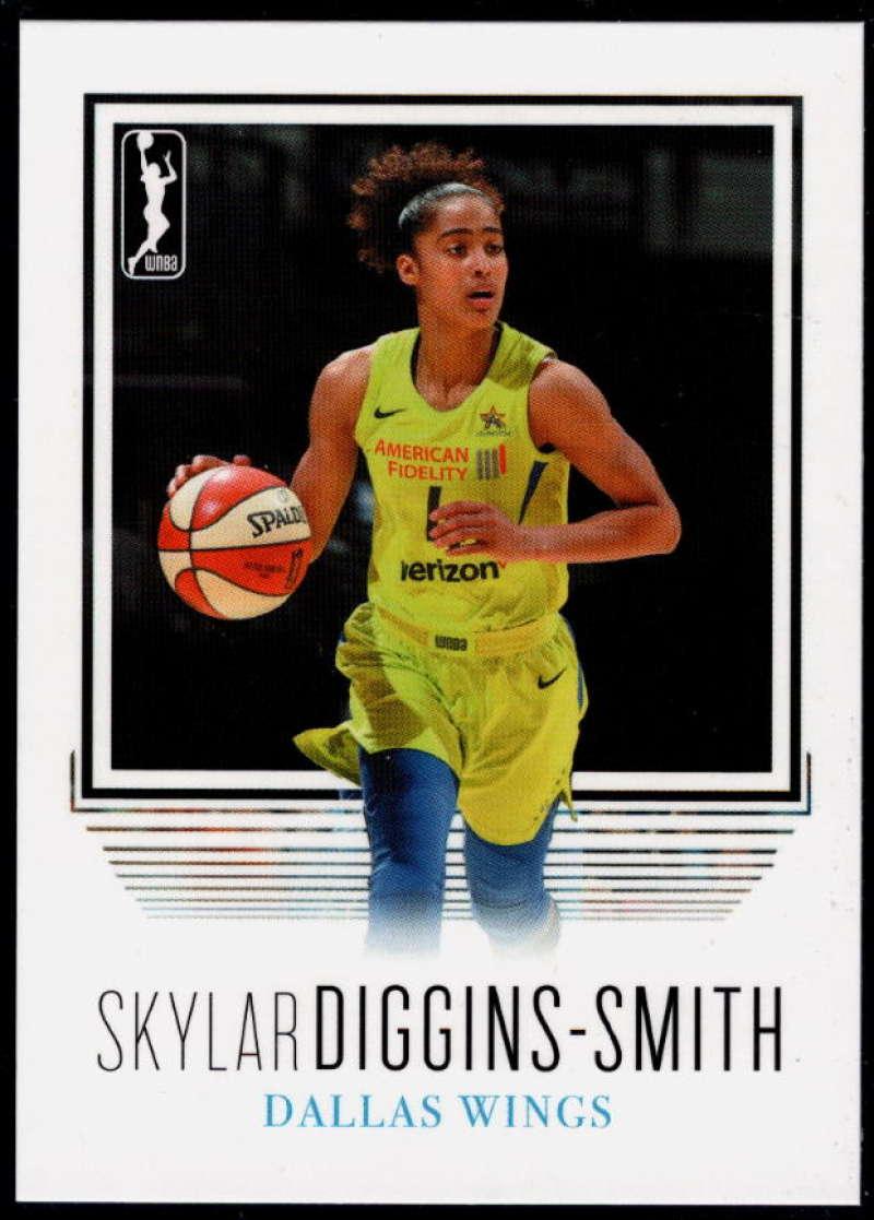 2018 Rittenhouse WNBA #37 Skylar Diggins-Smith NM-MT+ Dallas Wings