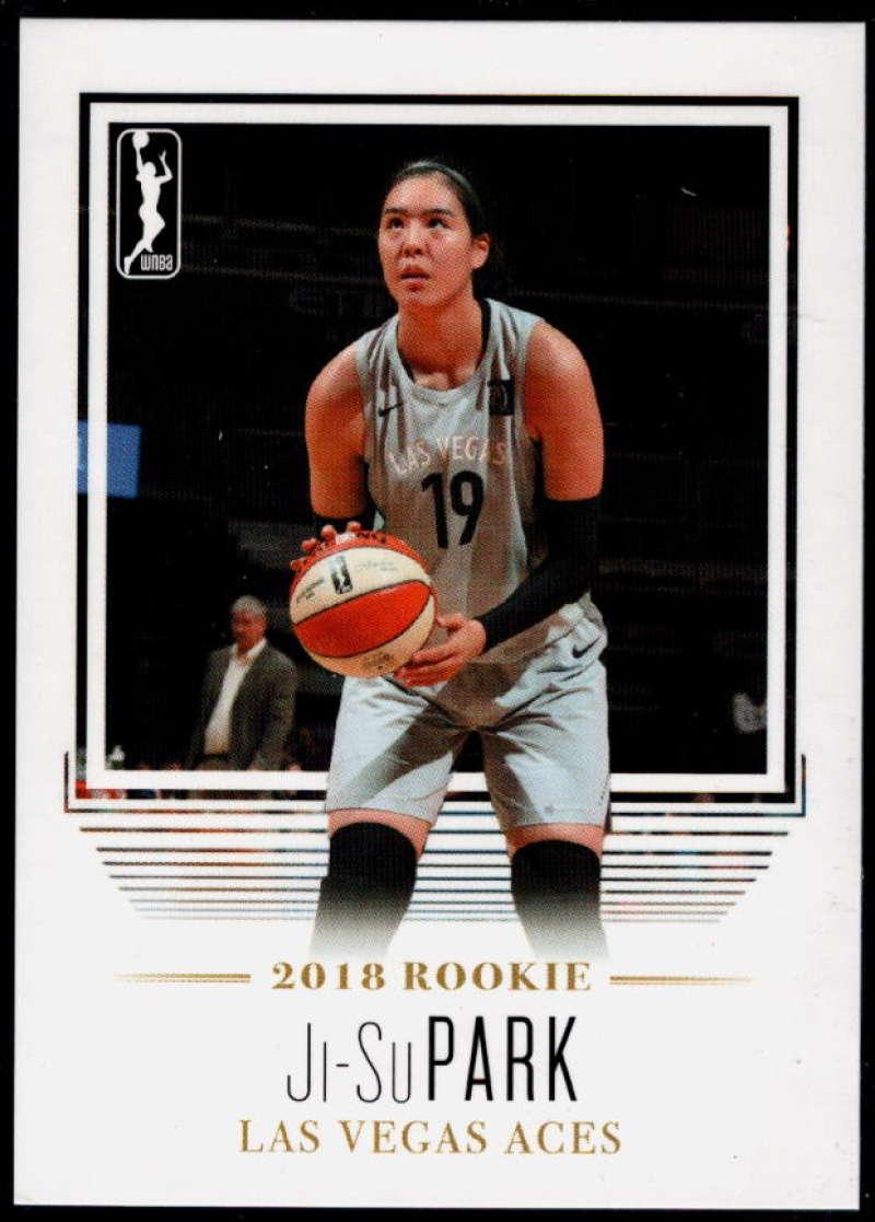 2018 Rittenhouse WNBA #51 Ji-Su Park NM-MT+ Las Vegas Fever