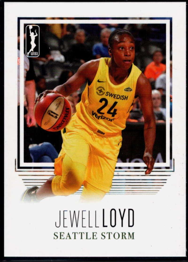 2018 Rittenhouse WNBA #95 Jewell Loyd NM-MT+ Seattle Storm