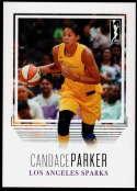2018 Rittenhouse WNBA #59 Candace Parker NM-MT+ Los Angeles Sparks