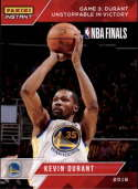 2017-18 Panini Instant Golden State Warriors Championship Box Set Basketball #23 Kevin Durant  2018 NBA Champions Trading Card
