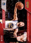 2017-18 Panini Instant Golden State Warriors Championship Box Set Basketball #24 Stephen Curry  2018 NBA Champions Trading Card