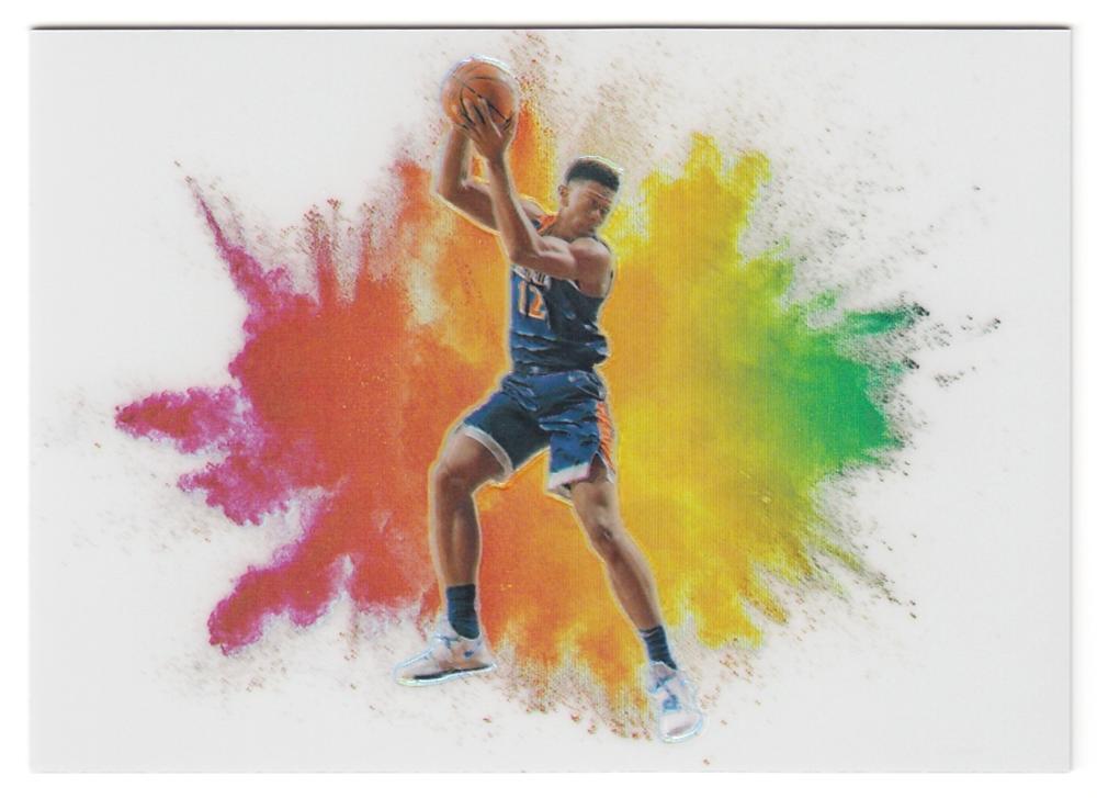 2019-20 Panini Prizm Draft Color Blast