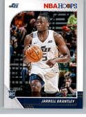 2019-20 Panini Hoops #255 Jarrell Brantley NM-MT