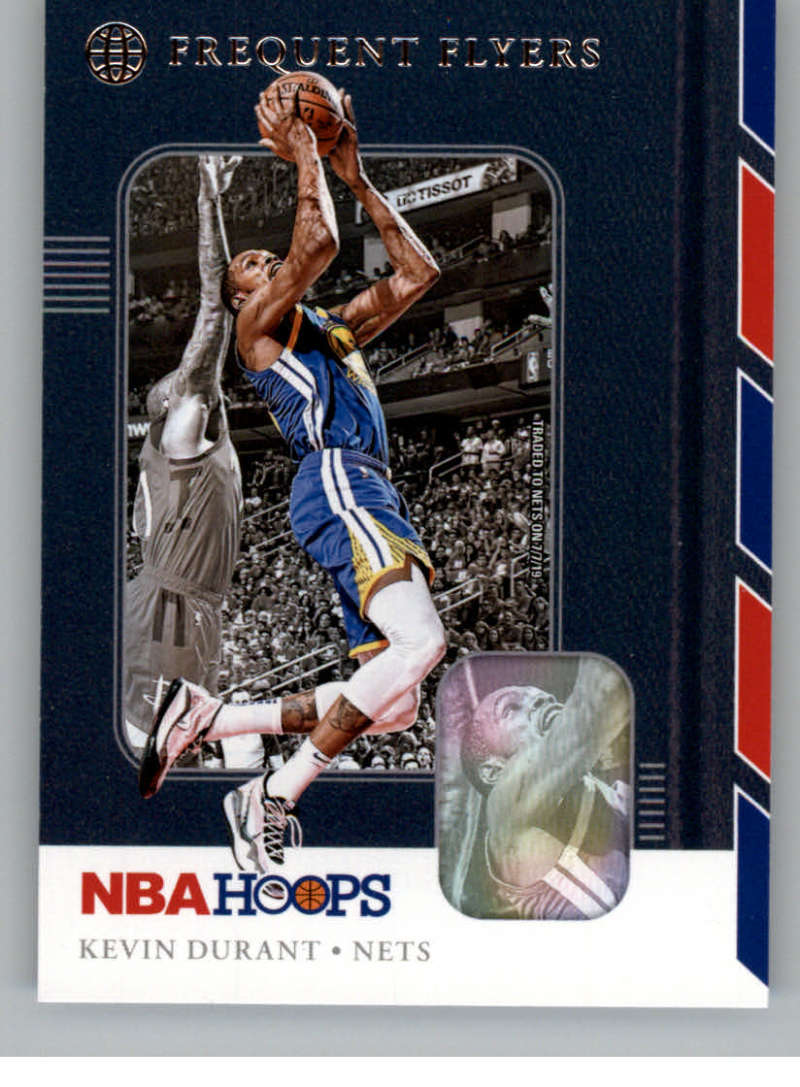 2019-20 Panini Hoops Frequent Flyers