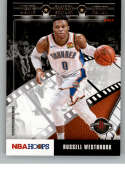 2019-20 Panini Hoops Lights Camera Action #13 Russell Westbrook NM-MT