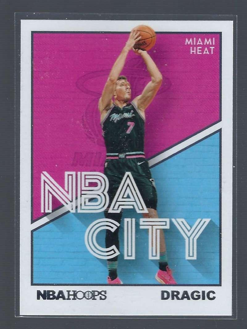 2019-20 Panini Hoops NBA City