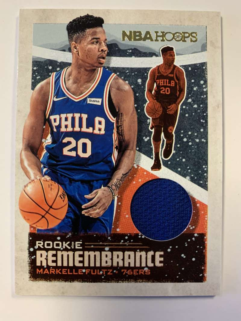 2019-20 Panini Hoops Rookie Remembrance Winter