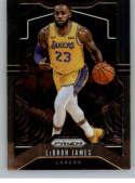 2019-20 Panini Prizm #129 LeBron James - Los Angeles Lakers NM-MT NBA