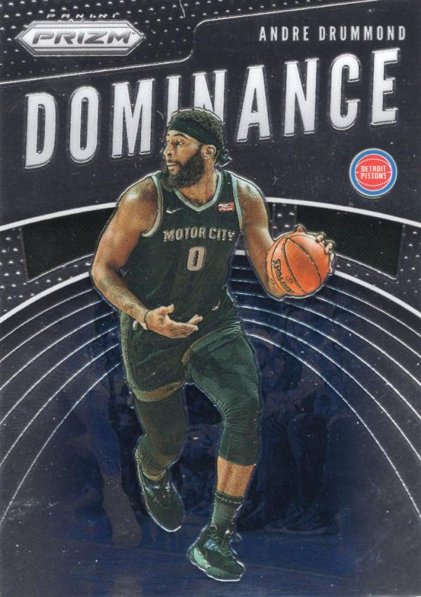 2019-20 Panini Prizm Dominance