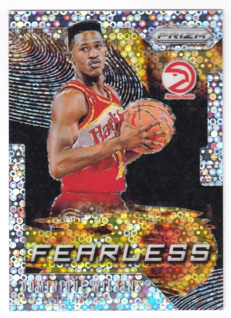 2019-20 Panini Prizm Fearless Fast Break