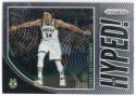 2019-20 Prizm NBA Get Hyped! #3 Giannis Antetokounmpo Milwaukee Bucks  Official Panini Basketball Trading Card