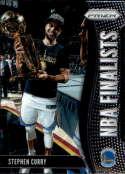 2019-20 Panini Prizm NBA Finalists #6 Stephen Curry NM Near Mint