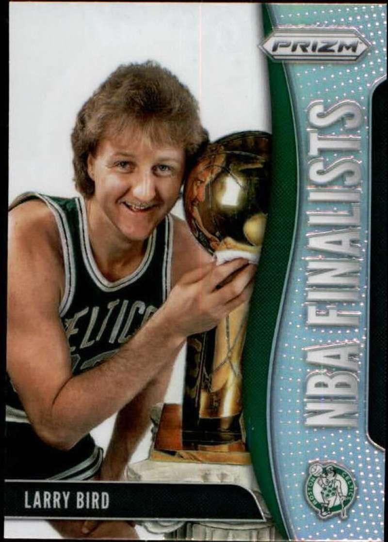 2019-20 Panini Prizm NBA Finalists Prizms Silver