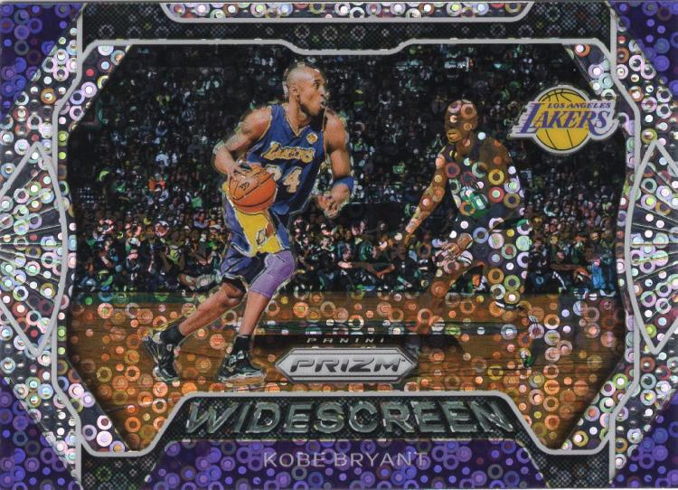 2019-20 Panini Prizm Widescreen Fast Break