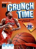 2019-20 Donruss NBA Crunch Time #9 Bradley Beal Washington Wizards  Official Panini Basketball Trading Card