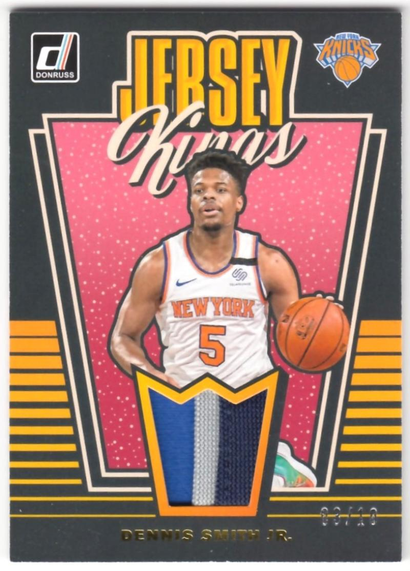 2019-20 Donruss  Jersey Kings Prime