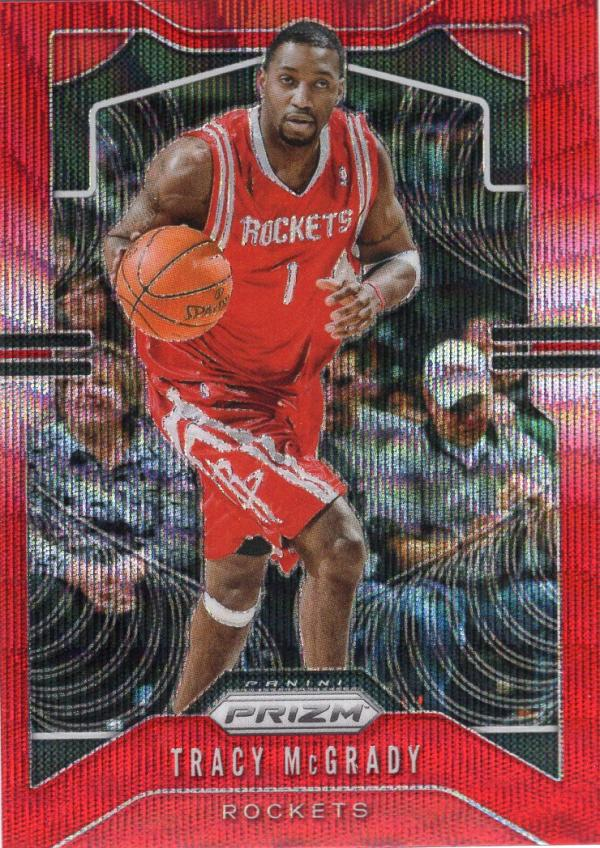 2019-20 Panini Prizm Prizms Red Ice