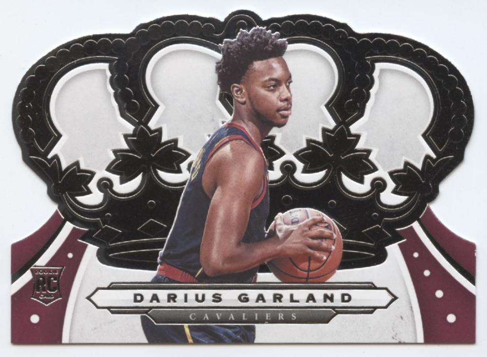 2019-20 Panini Crown Royale