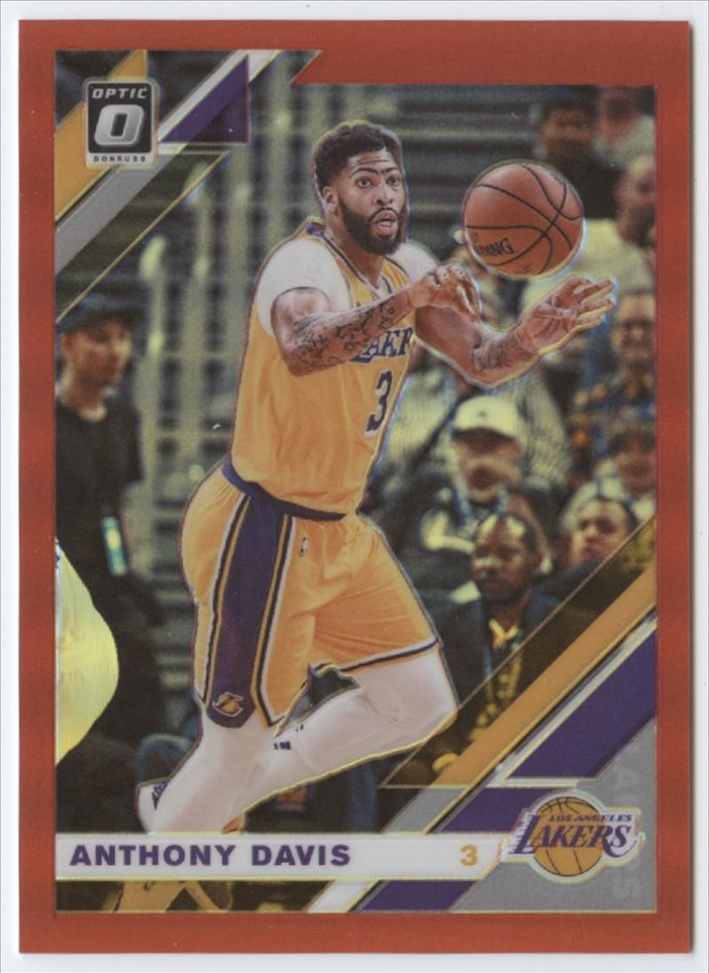 2019-20 Donruss Optic Red