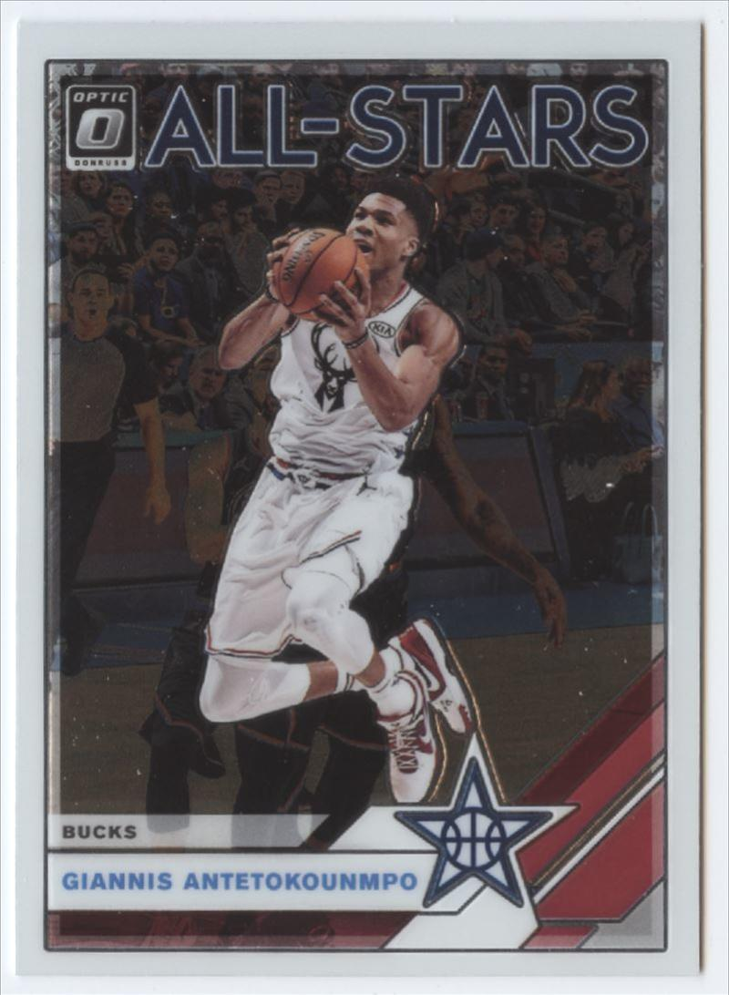 2019-20 Donruss Optic All-Stars