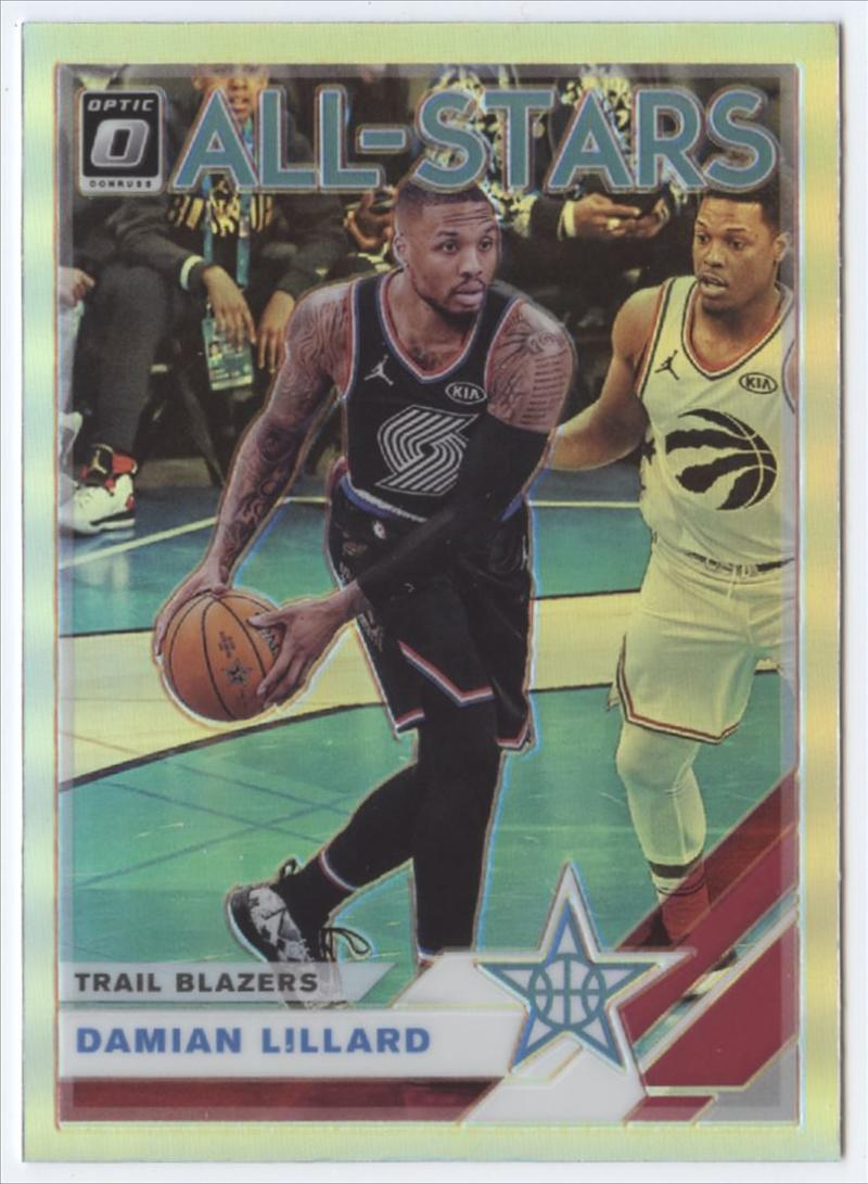2019-20 Donruss Optic All-Stars Holo