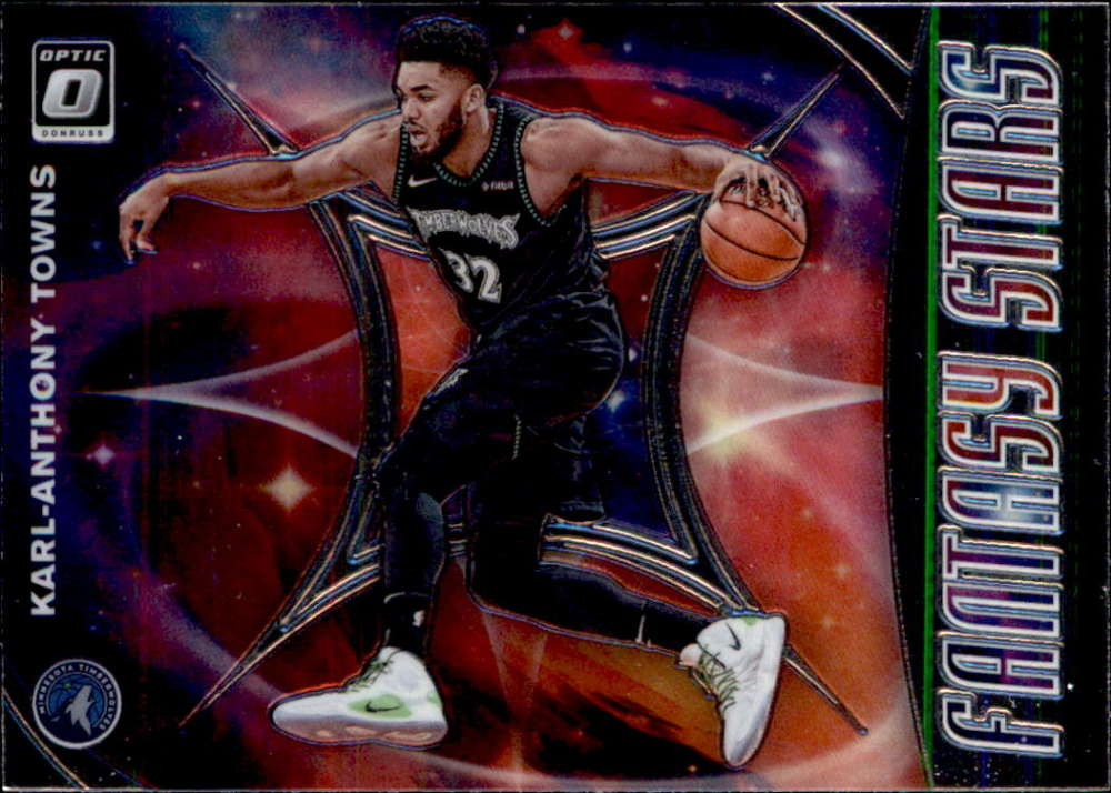 2019-20 Donruss Optic Fantasy Stars