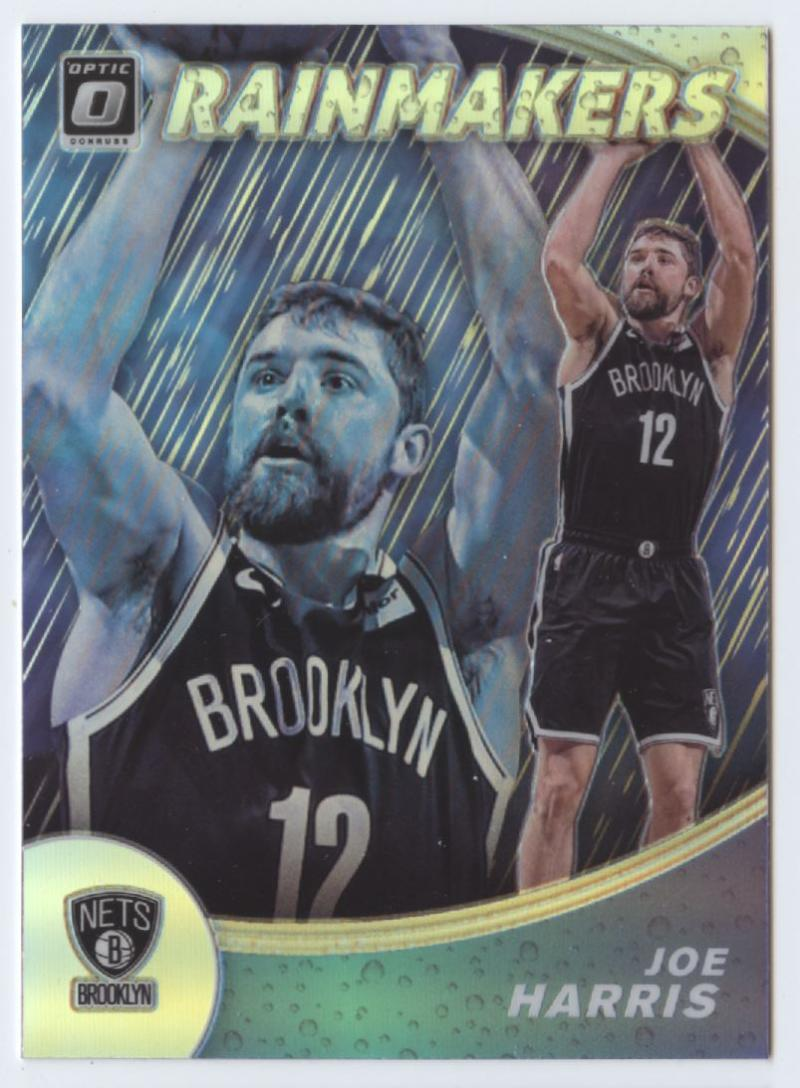 2019-20 Donruss Optic Rainmakers Holo