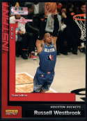 2019-20 Panini Instant NBA All Star 2020 Chicago #12 Russell Westbrook Print Run 1 of 140 Houston Rockets  Official Basketball Card