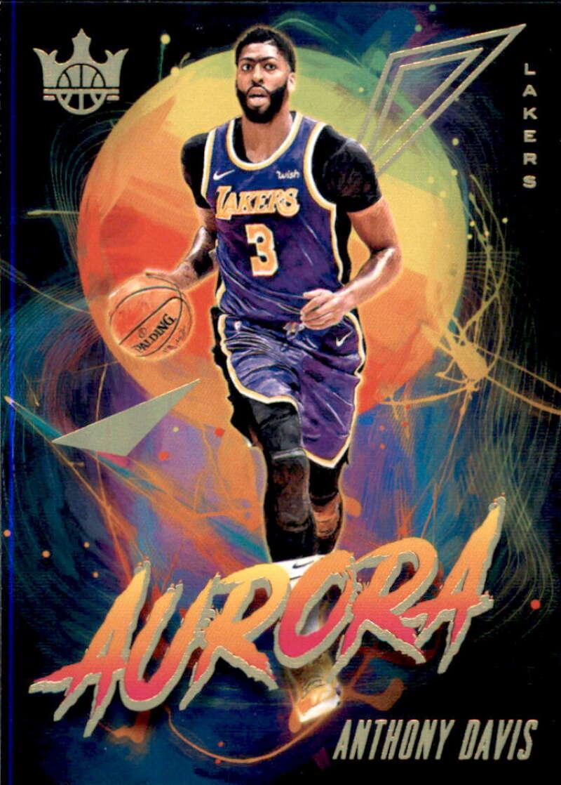 2019-20 Panini Court Kings Aurora