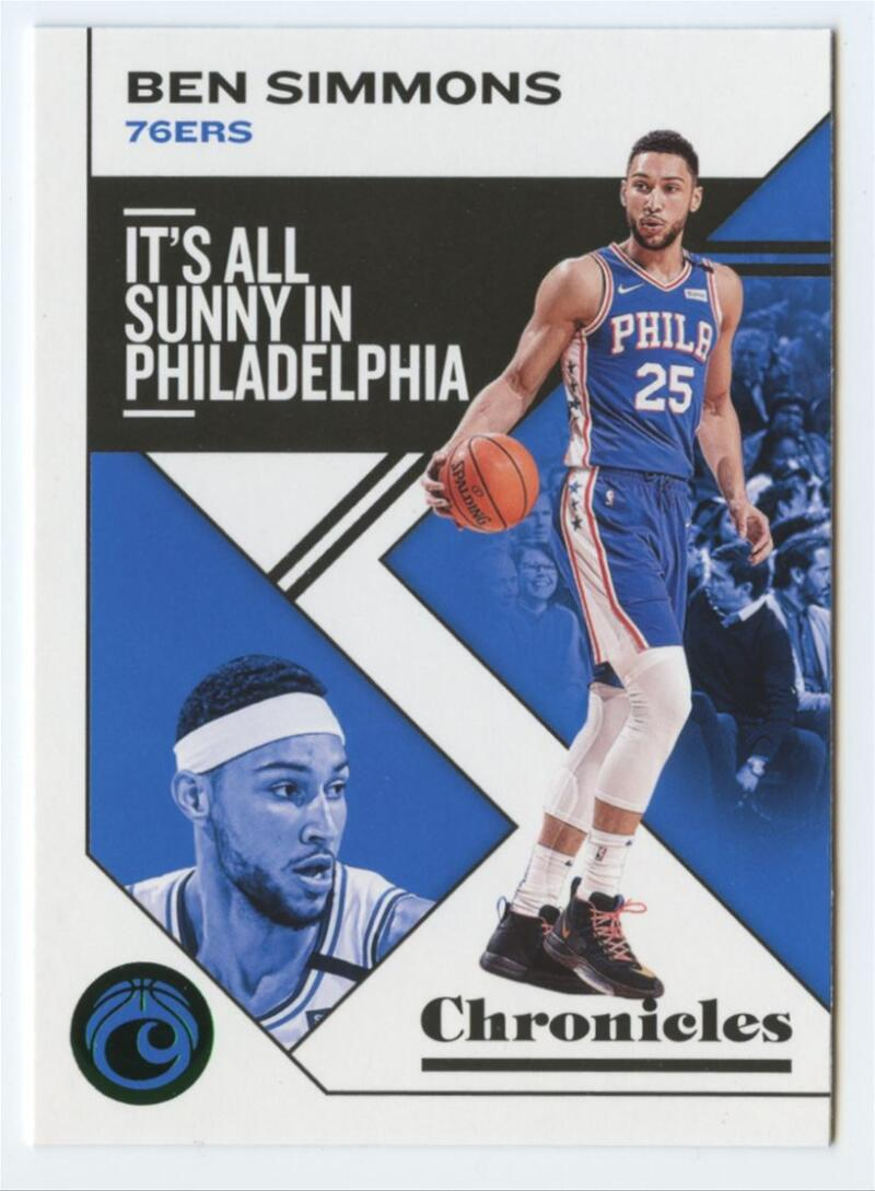 2019-20 Panini Chronicles Green