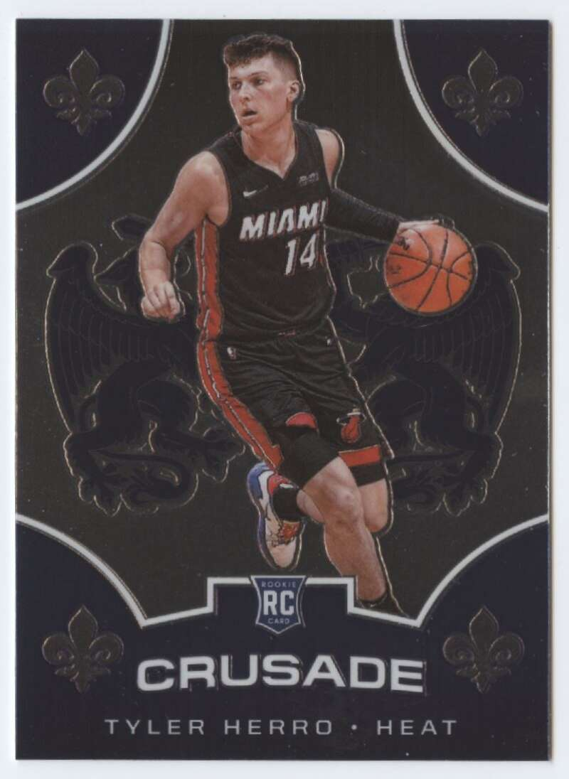 2019-20 Panini Chronicles Crusade