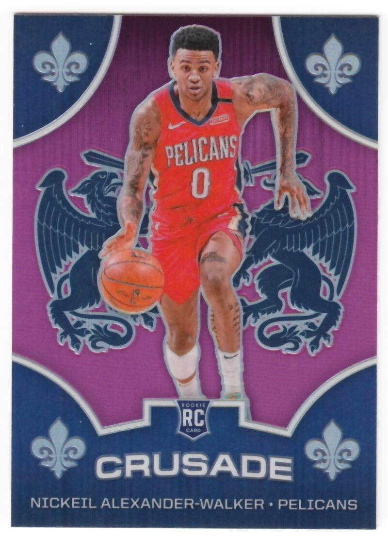 2019-20 Panini Chronicles Crusade Pink
