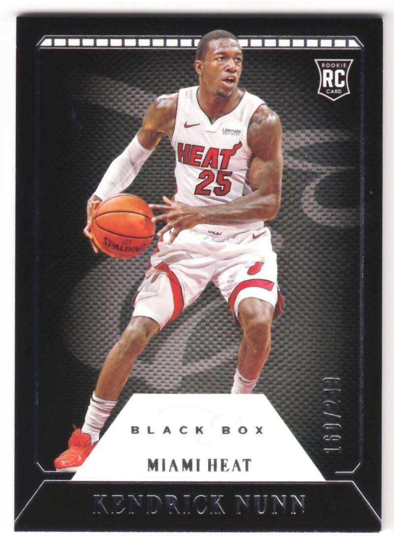 2019-20 Panini Chronicles Elite Black Box