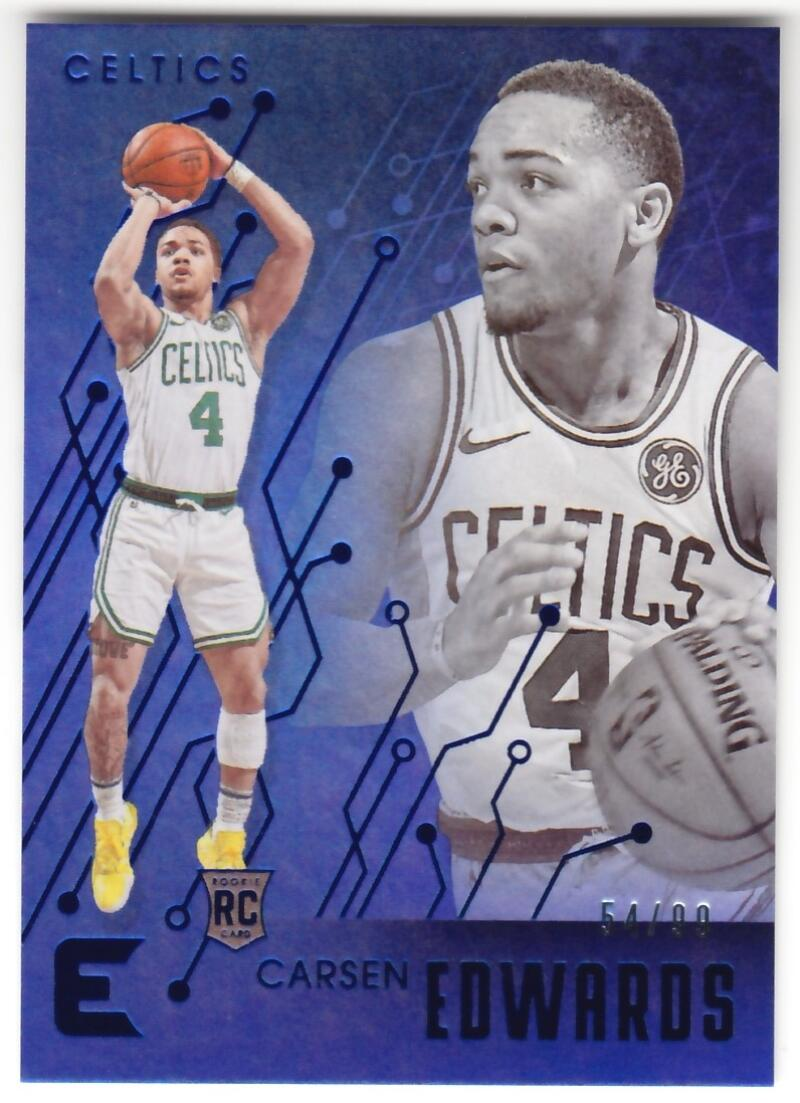 2019-20 Panini Chronicles Essentials Blue