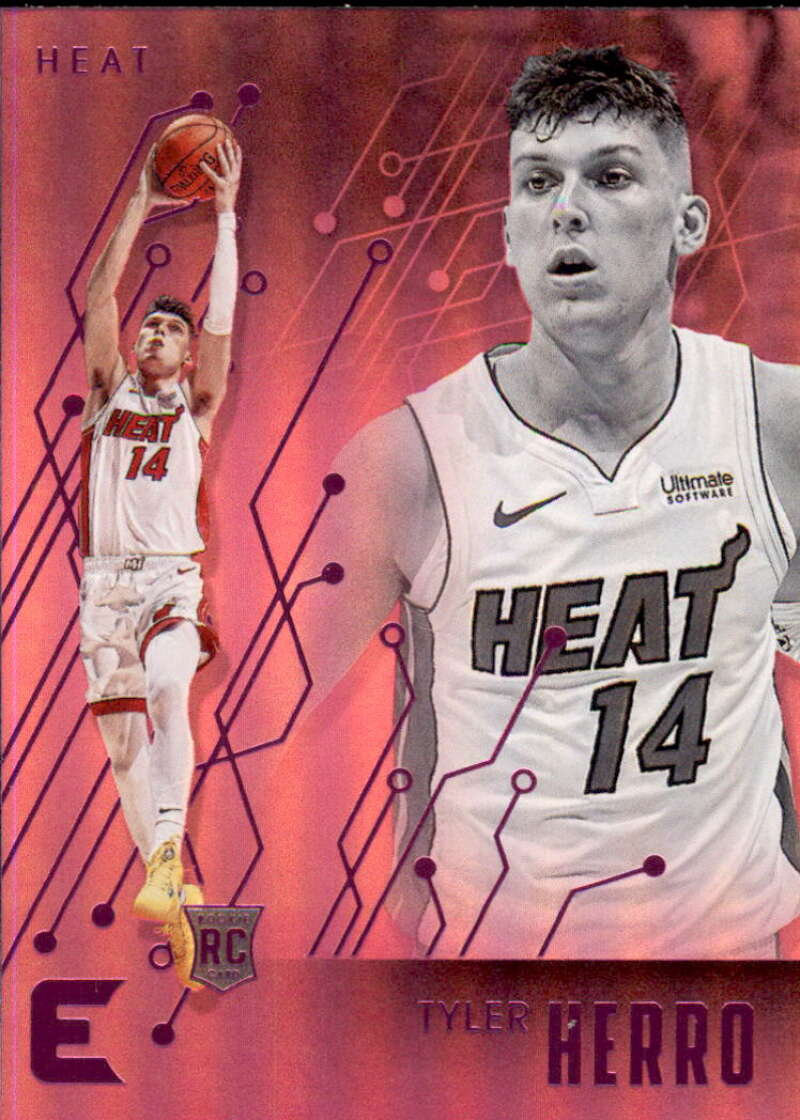 2019-20 Panini Chronicles Essentials Pink