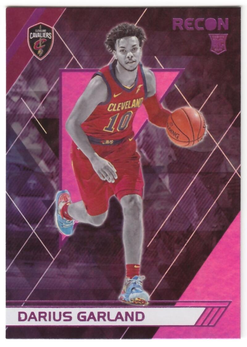 2019-20 Panini Chronicles Recon Pink
