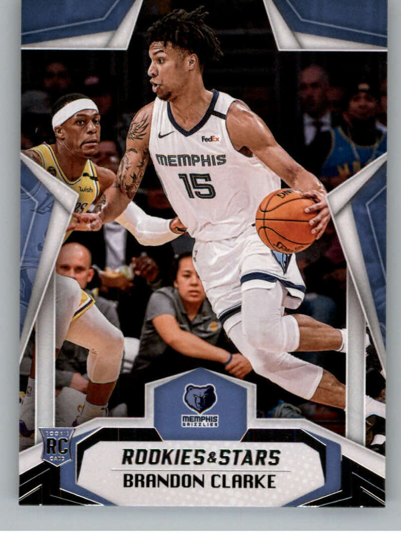 2019-20 Panini Chronicles Rookie and Stars
