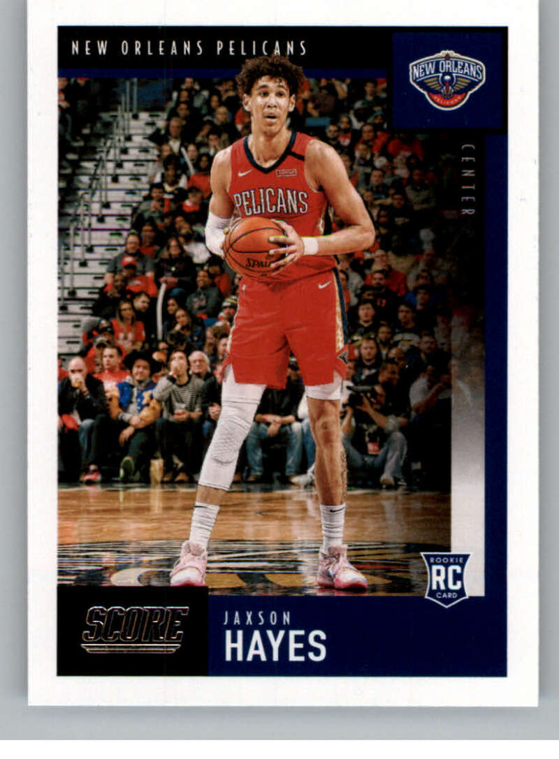 2019-20 Panini Chronicles Score