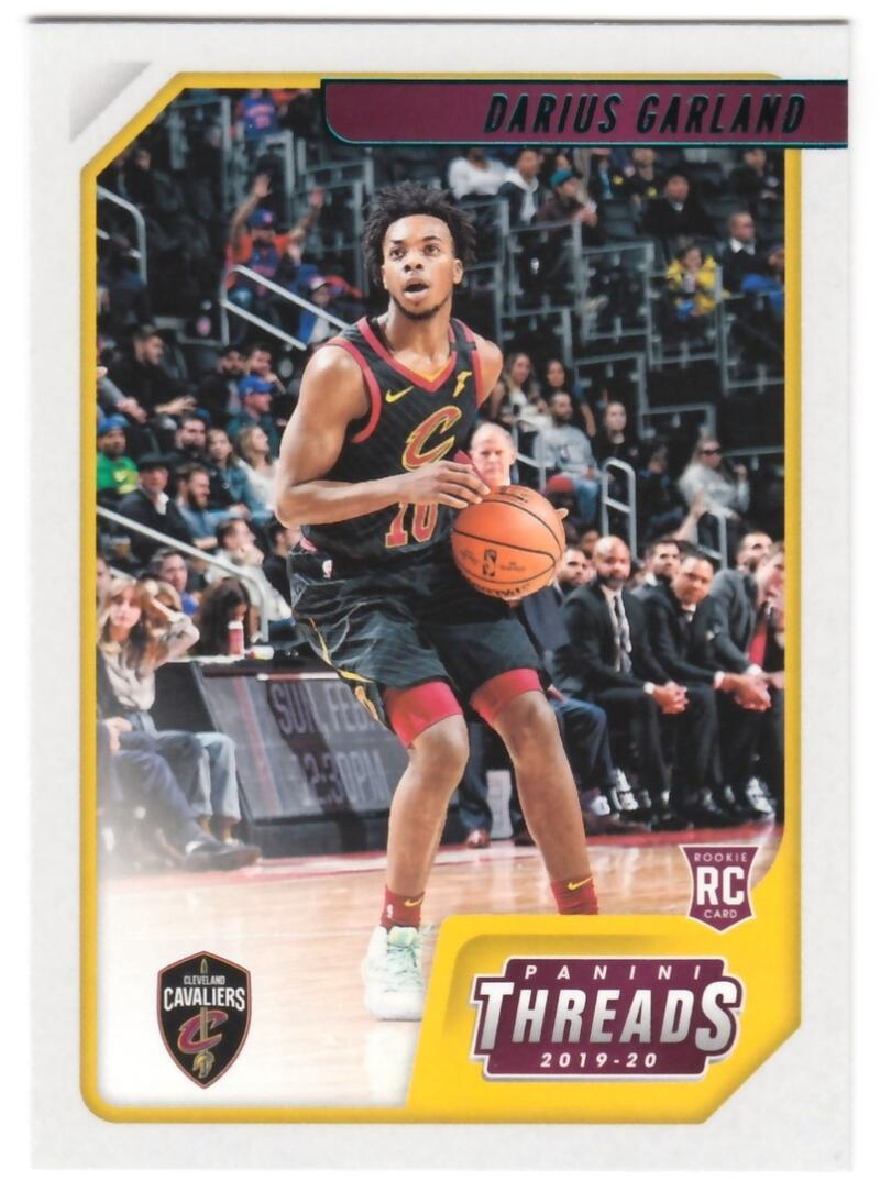 2019-20 Panini Chronicles Threads Teal